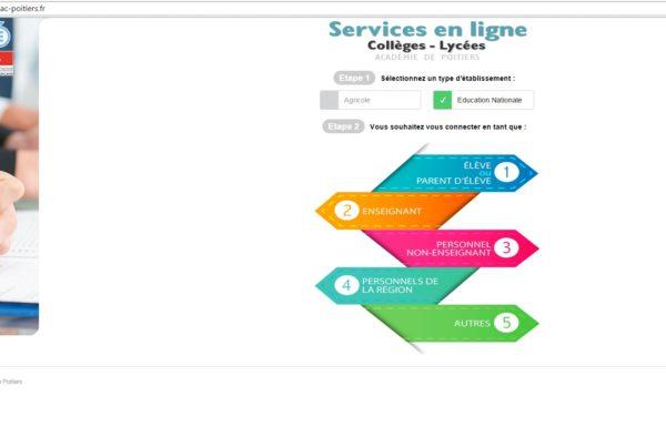 Services en ligne