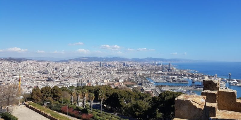 panoramique barcelone
